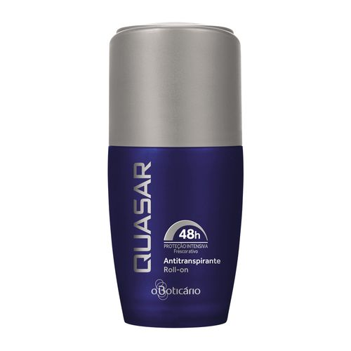 Quasar Desodorante Antitranspirante Roll-on, 55ml