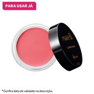 Make B. Lumina Collection Lip Balm & Blush Summer Rose