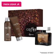 Kit Presente Coffee Man