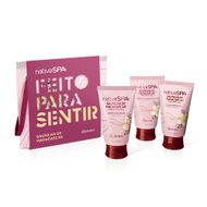 Kit Nativa SPA Baunilha de Madagascar