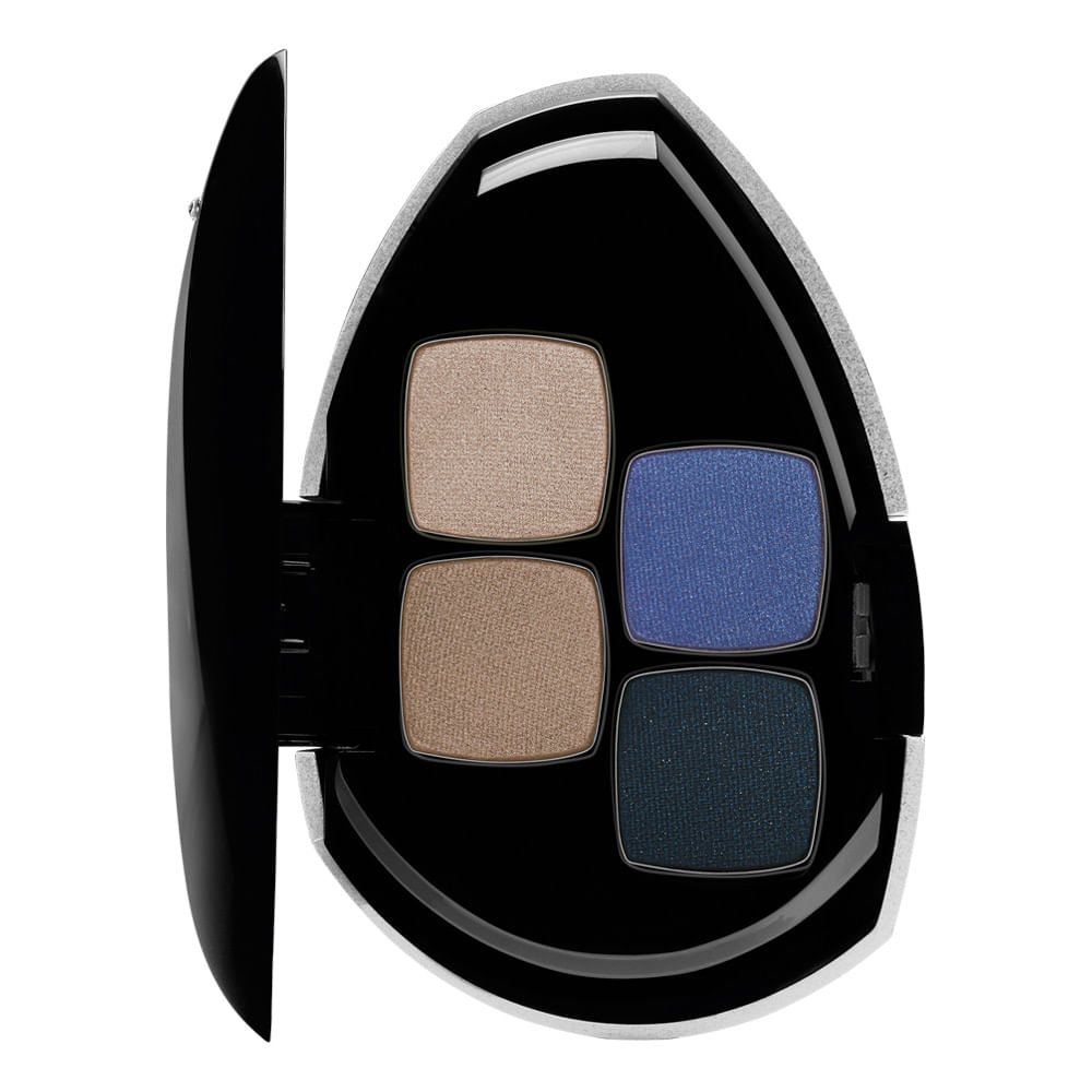 Make B. Quarteto de Sombras Indigo