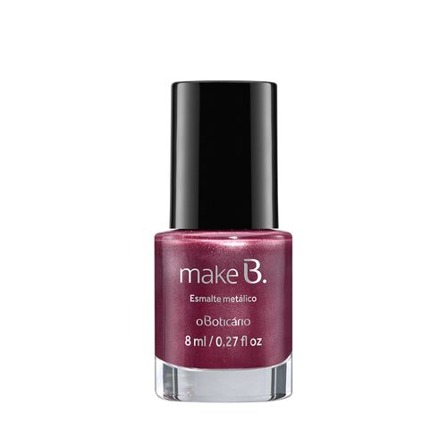 Make B. Esmalte Metalico Purpleasure