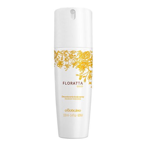 Floratta in Gold Desodorante Spray, 100ml