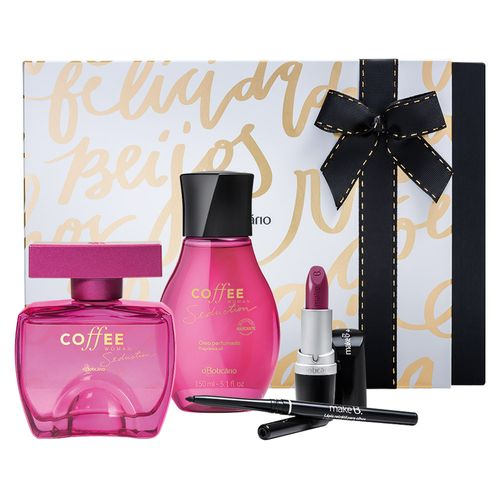Kit Presente Coffee Woman Seduction