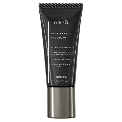Make B. Base Líquida Mate Effect 65