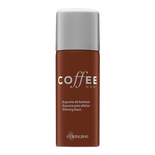Coffee Man Espuma de Barbear, 200ml