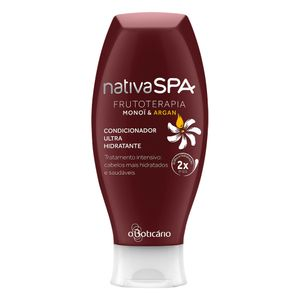Nativa SPA Condicionador Ultra Hidratante Monoï e Argan, 250ml
