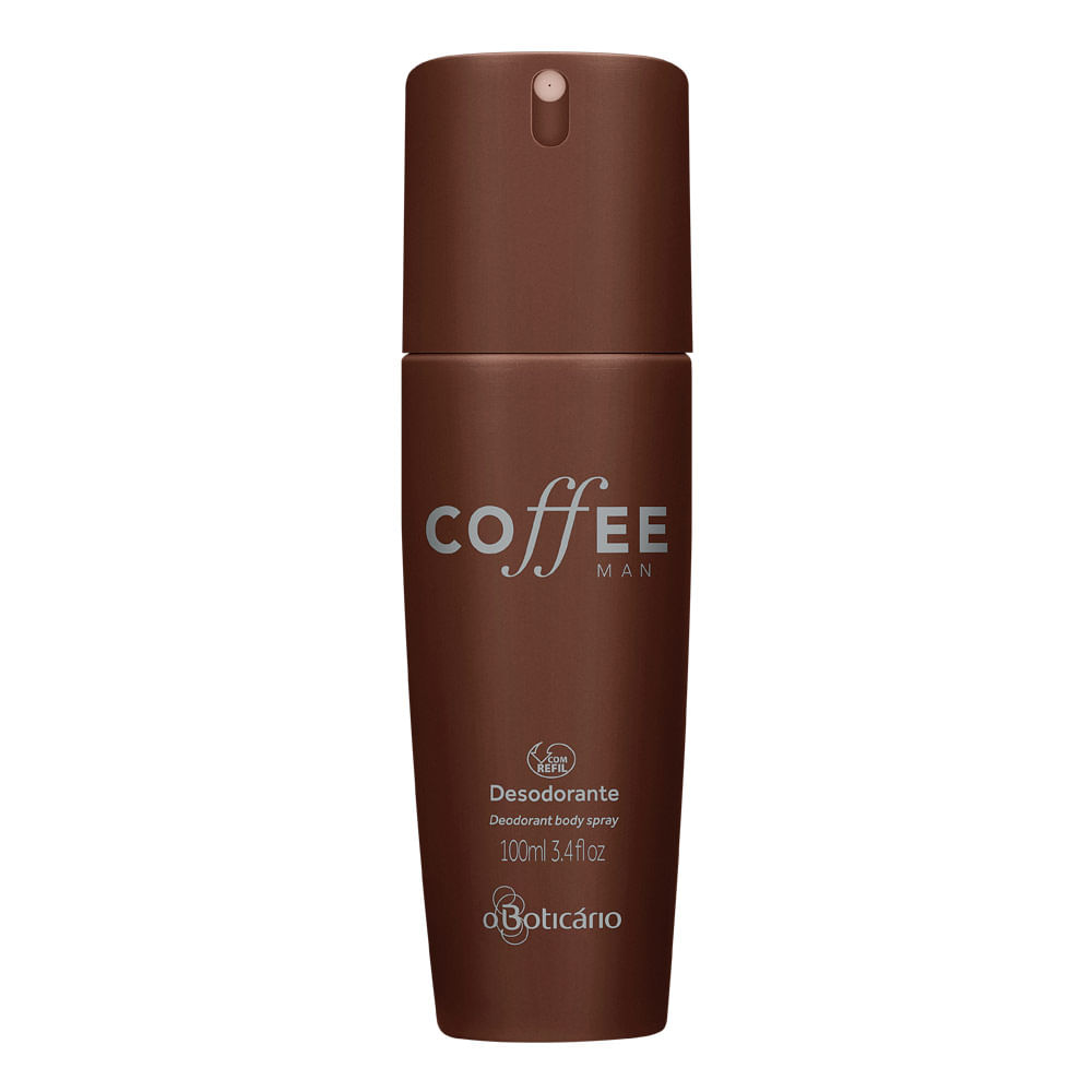 Desodorante Body Spray Coffee Man, 100ml