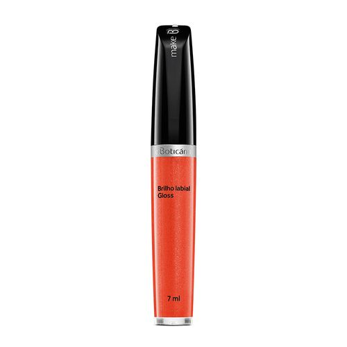 Gloss Make B. Brilho Labial Coral Shine