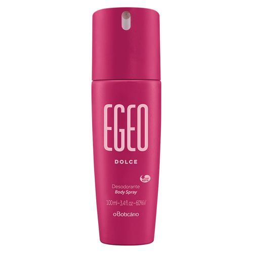 Egeo Desodorante Body Spray Dolce 100ml