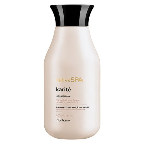 Nativa SPA Shampoo Karité 300ml