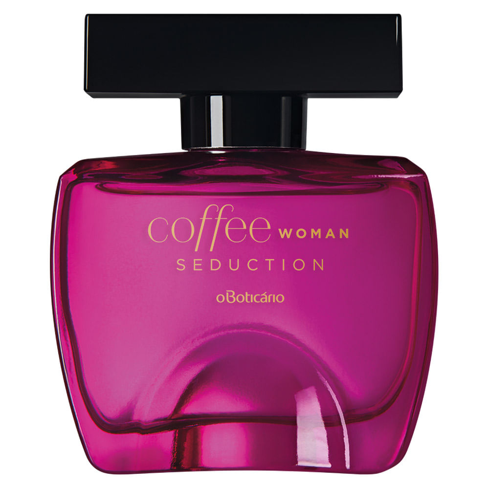 Coffee Woman Seduction Desodorante Colônia, 100ml