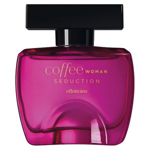 Coffee Desodorante Colônia Woman Seduction 100ml