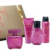 Kit Presente Coffee Woman Seduction Natal