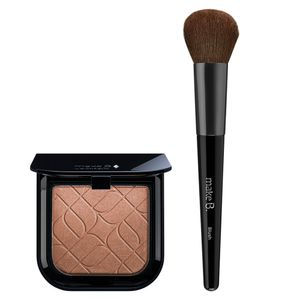 Combo Make B.: Blush Bronze + Pincel para Blush