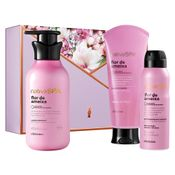 Kit Presente Nativa SPA Flor de Ameixa