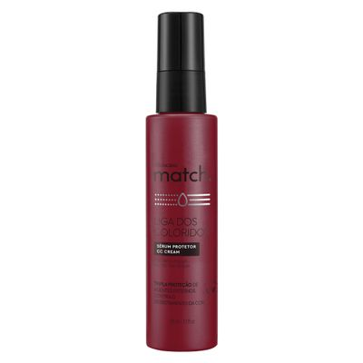 Match Fluido Protetor CC Cream Liga dos Coloridos, 50ml
